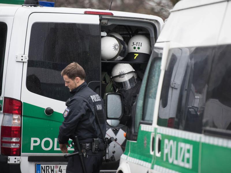 Bild zu Polizist in Attendorn