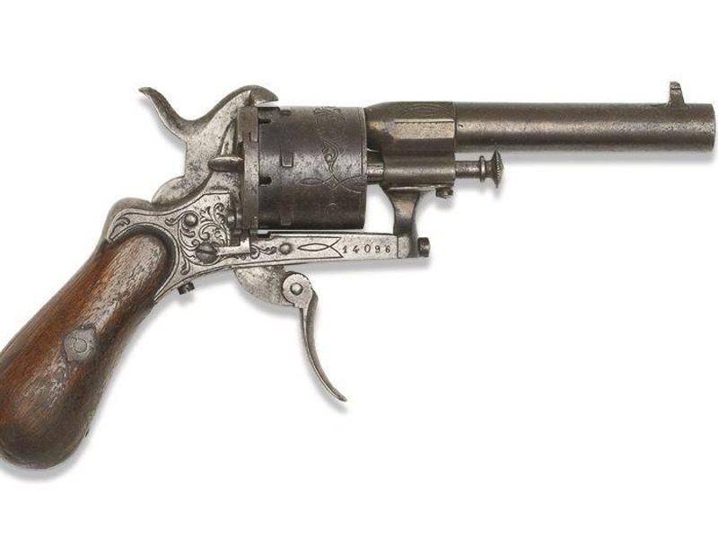 Bild zu Verlaines Revolver