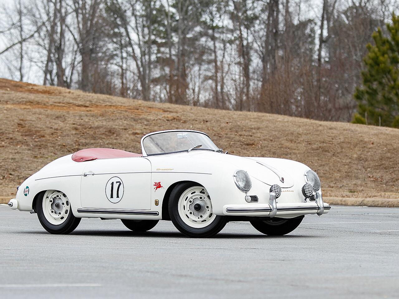 Bild zu Porsche 356 Speedster (1955)