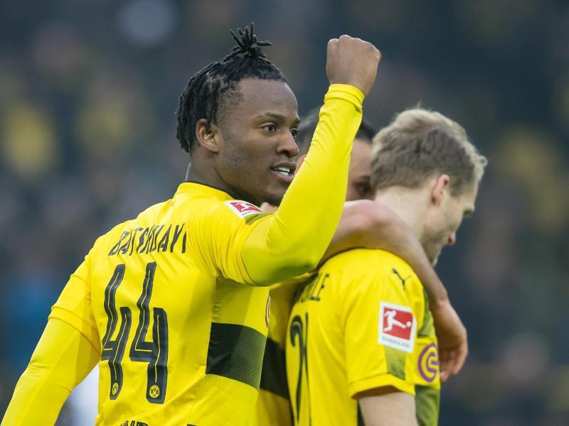 Bild zu Borussia Dortmund - Hamburger SV