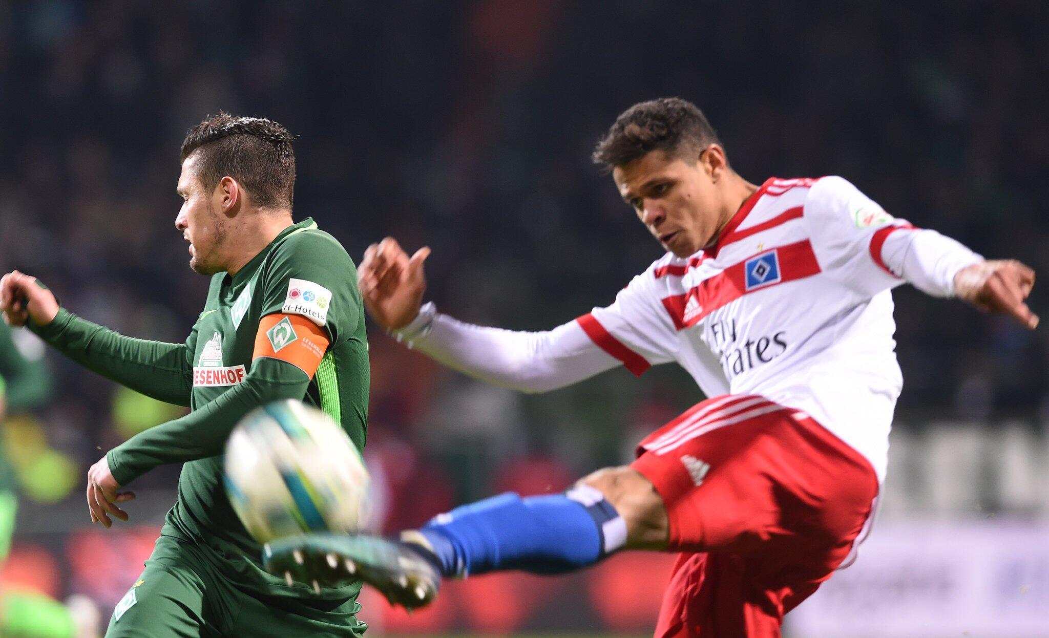 Bild zu Werder Bremen - Hamburger SV
