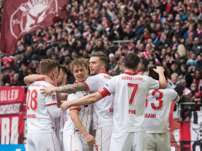 Bild zu Fortuna Düsseldorf - FC St. Pauli