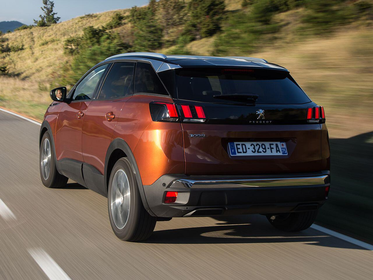 Bild zu Tops: Peugeot
