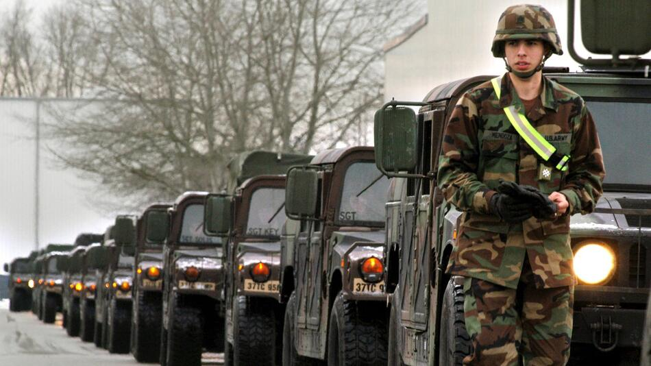 US Soldaten in Deutschland