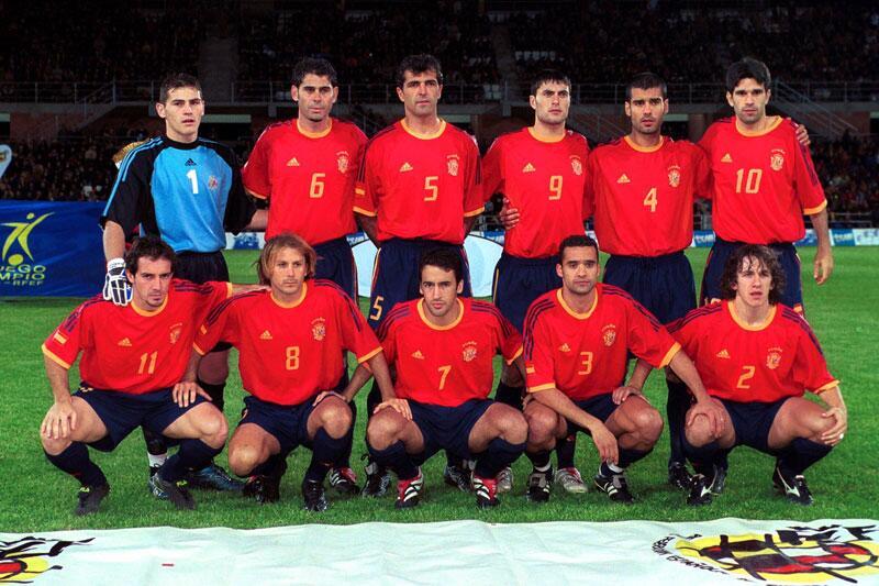 Bild zu Guardiola in der Nationalmannschaft