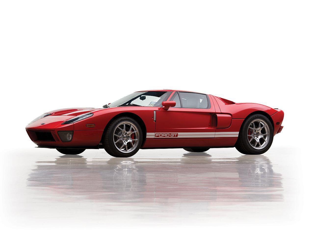 Bild zu Ford GT von 2005