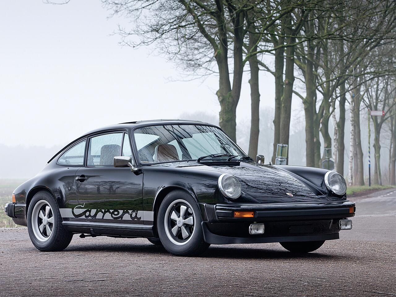 Bild zu 1974 Porsche 911 Carrera
