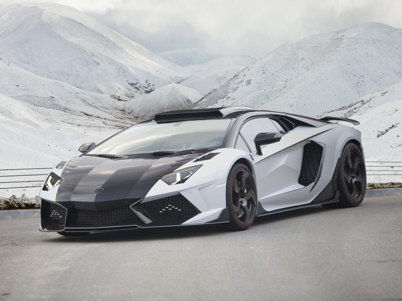 Bild zu Mansory Carbonado GT