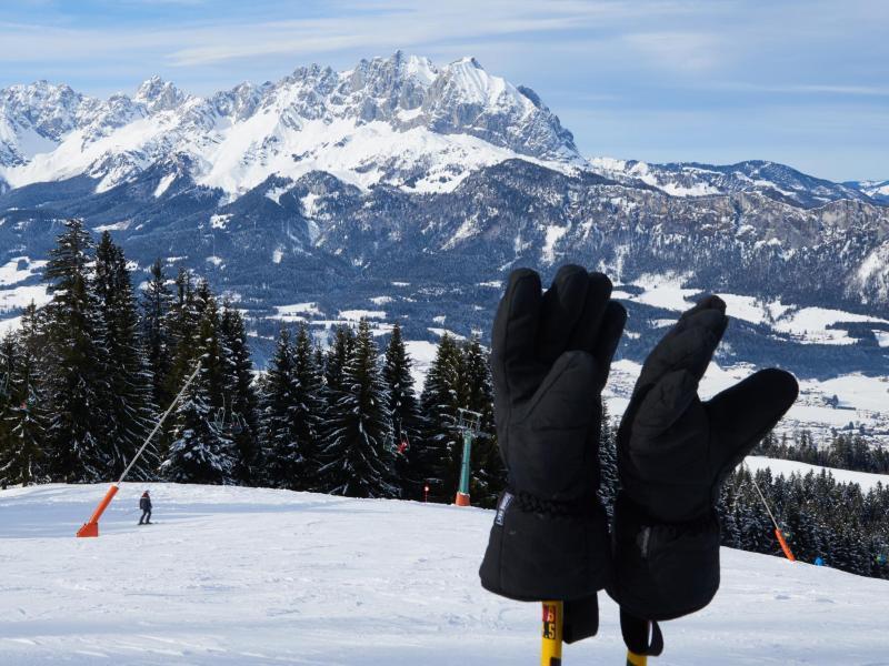 Bild zu Kälteschutz für Skifahrer
