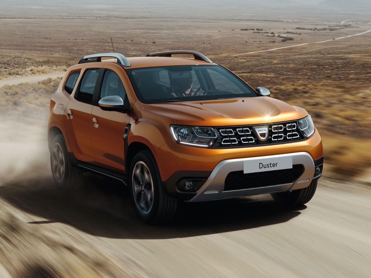 Bild zu Tops: Dacia