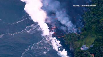Bild zu Kilauea, Vulkan