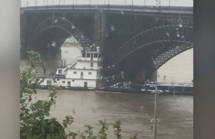 Bild zu Schiff auf dem Mississippi