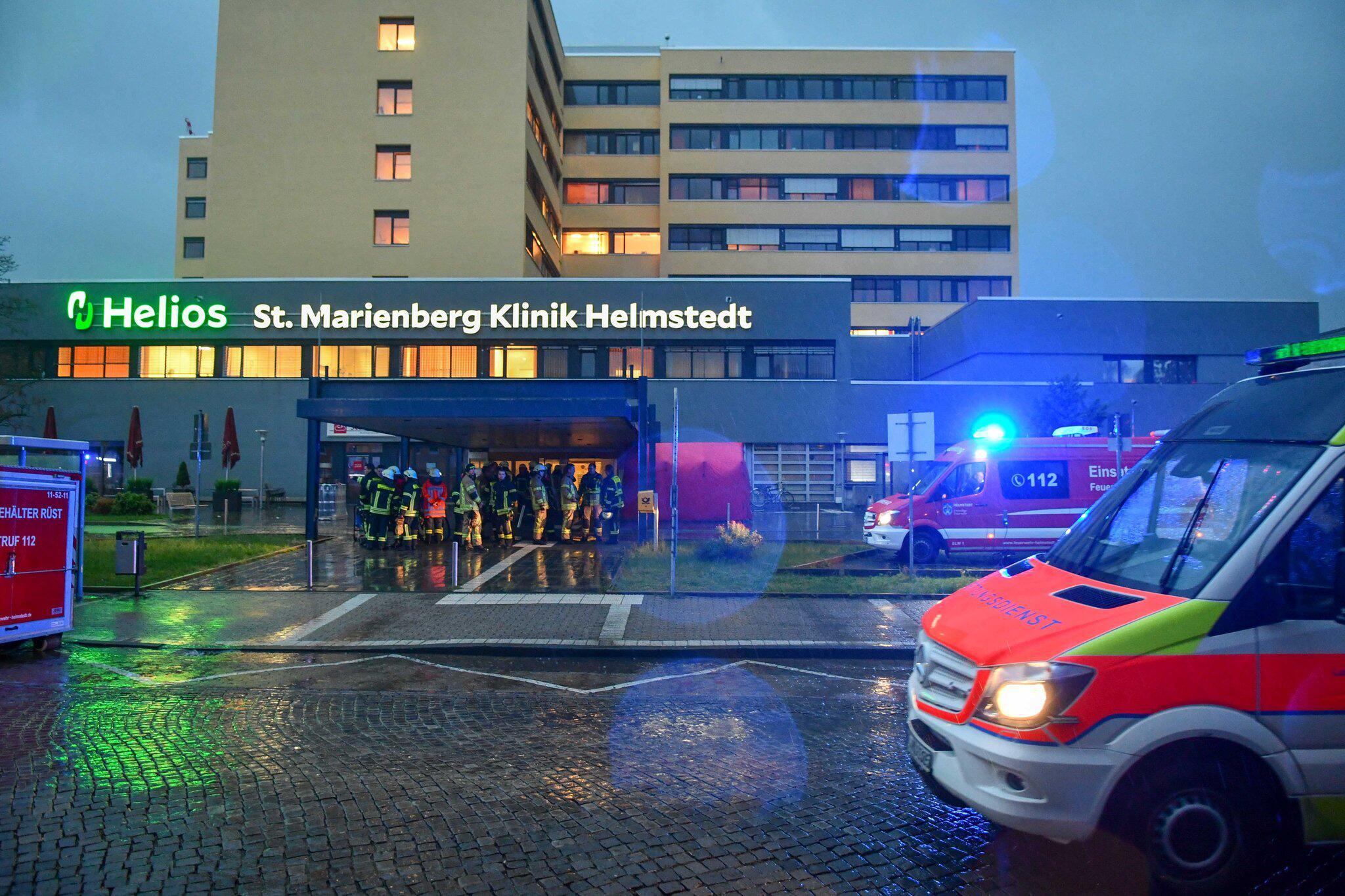Bild zu Krankenhaus