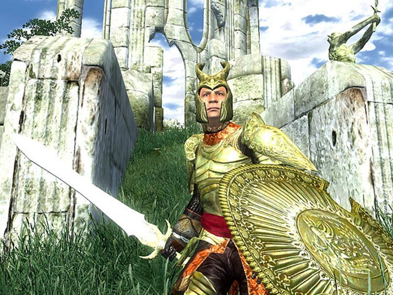 Bild zu Elder Scrolls IV: Oblivion