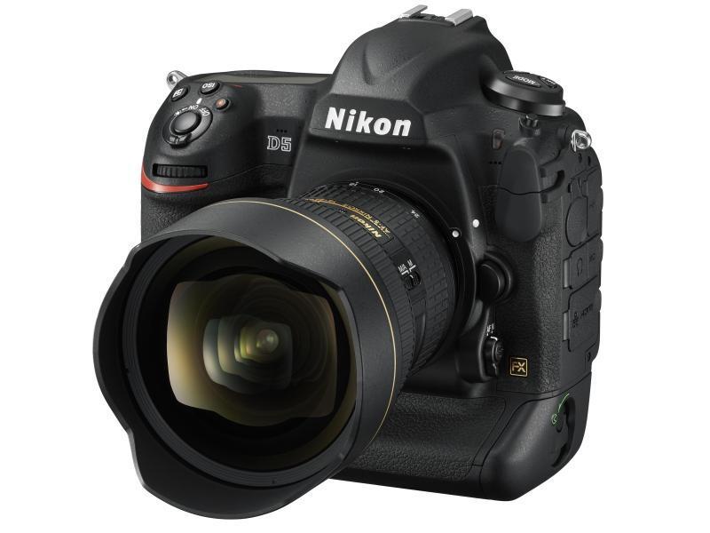 Bild zu Nikon D5