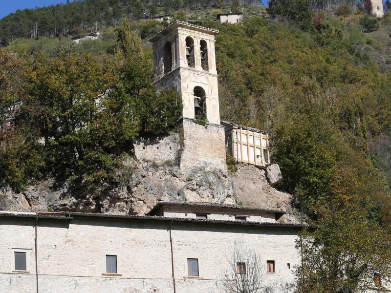 Bild zu Abtei Sant'Eutizio
