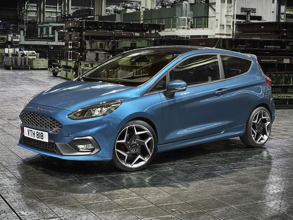 Bild zu Ford Fiesta Dreitürer