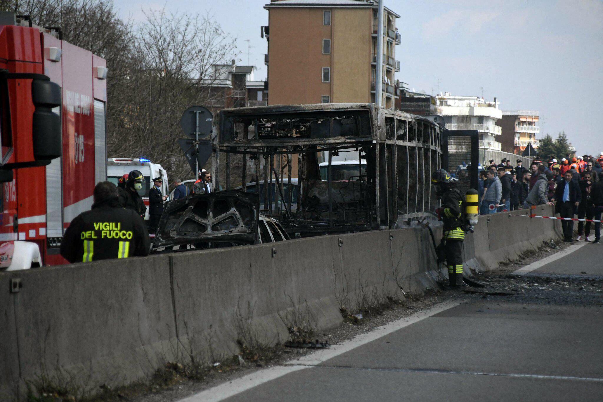 Bild zu Italien, Schulbus
