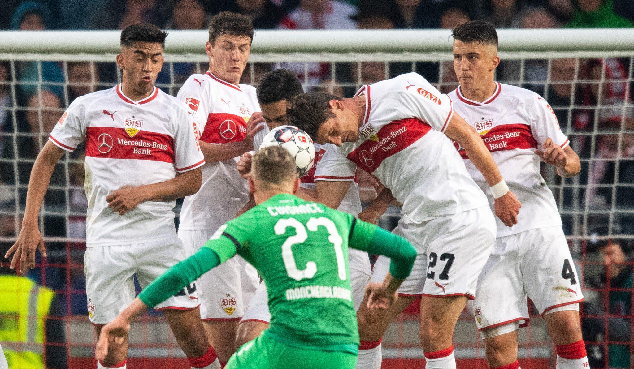 Bild zu VfB Stuttgart - Borussia Mönchengladbach 1:0