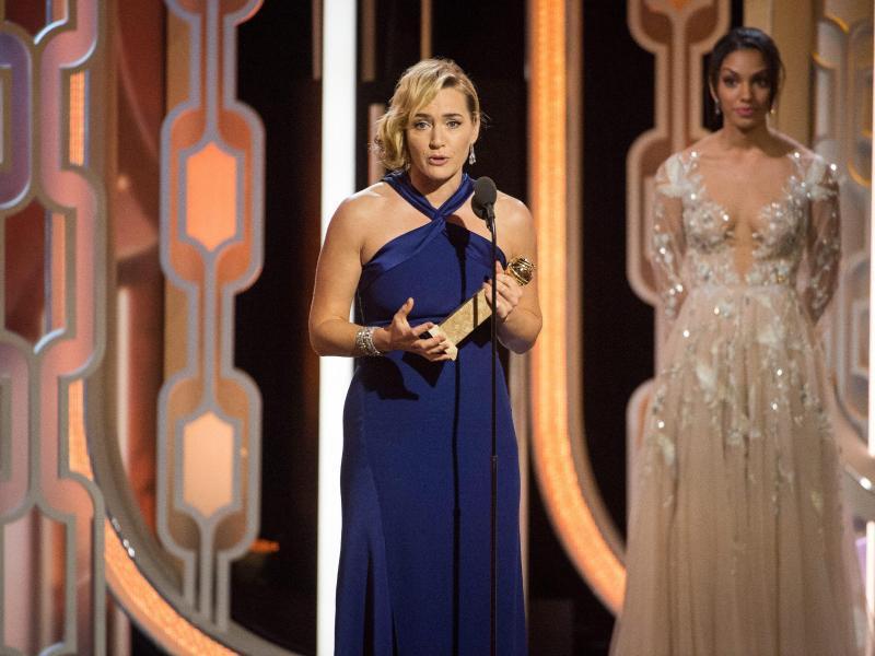 Bild zu Golden Globes - Kate Winslet