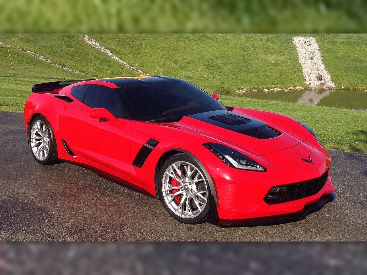 Bild zu Callaway Corvette Z06
