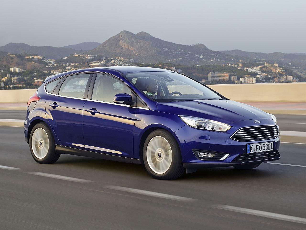 Bild zu Platz 8: Ford Focus