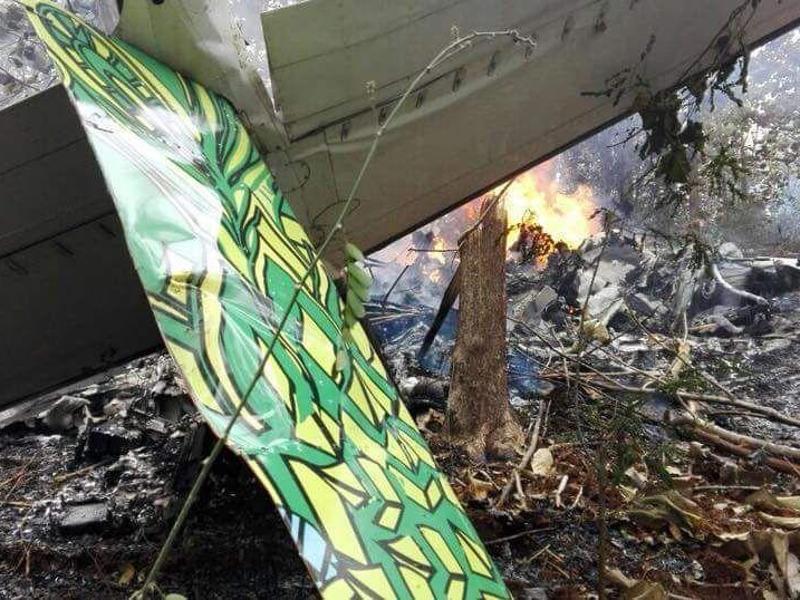 Bild zu Flugzeugabsturz in Costa Rica