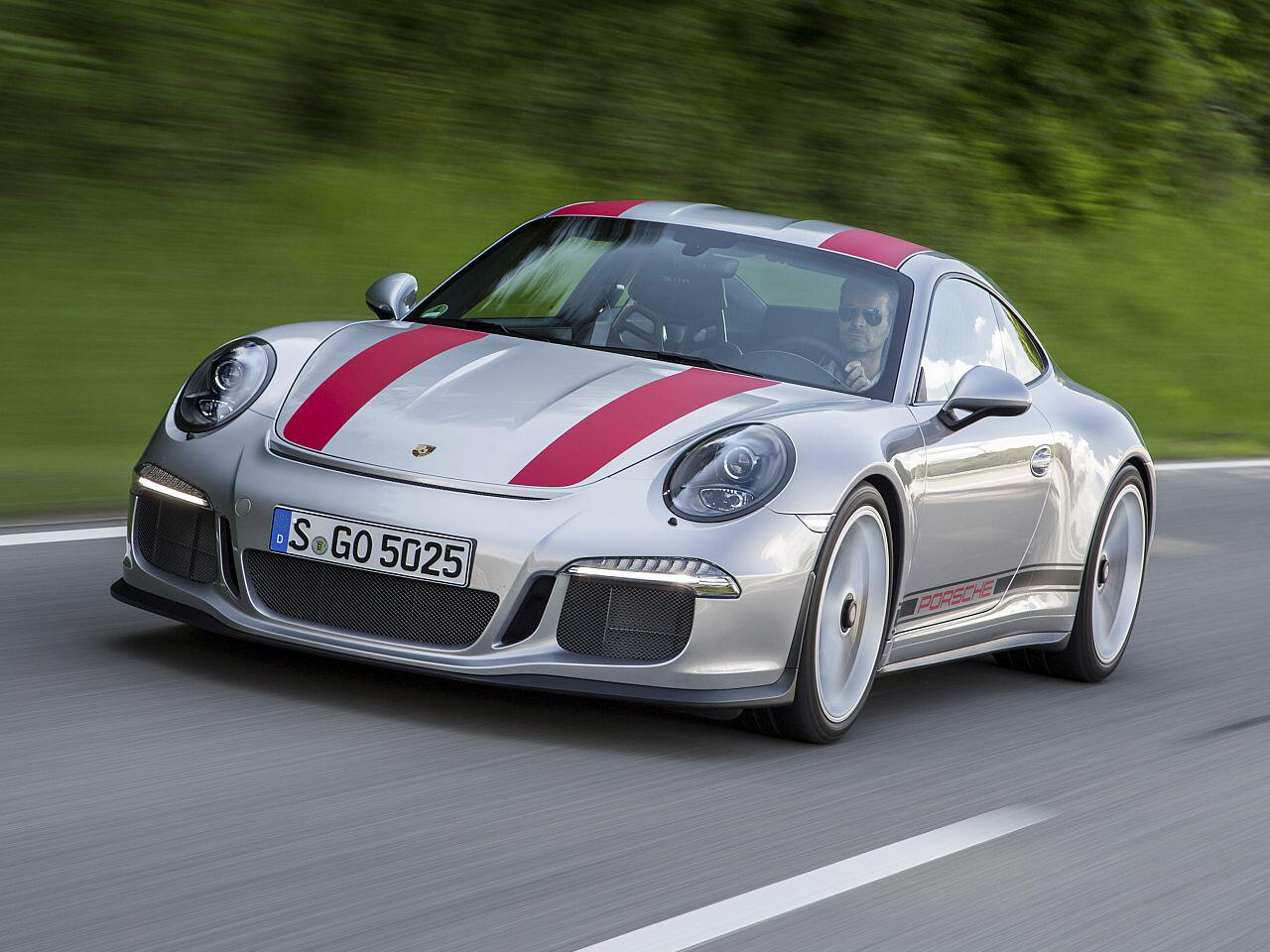 Bild zu Porsche 911 R