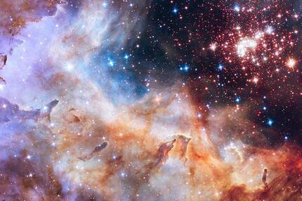 Sternenhaufen Westerlund 2