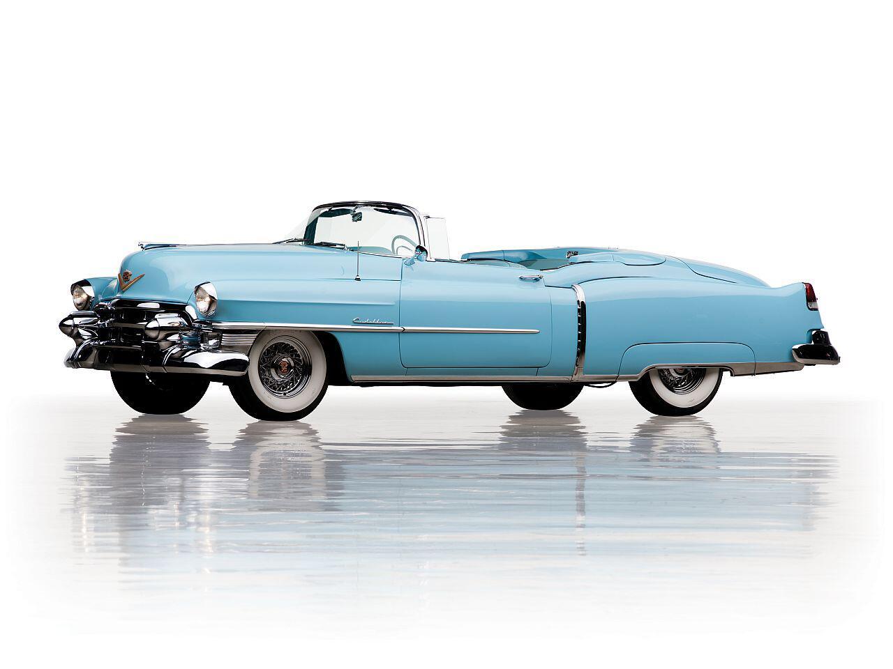 Bild zu Cadillac Eldorado von 1953