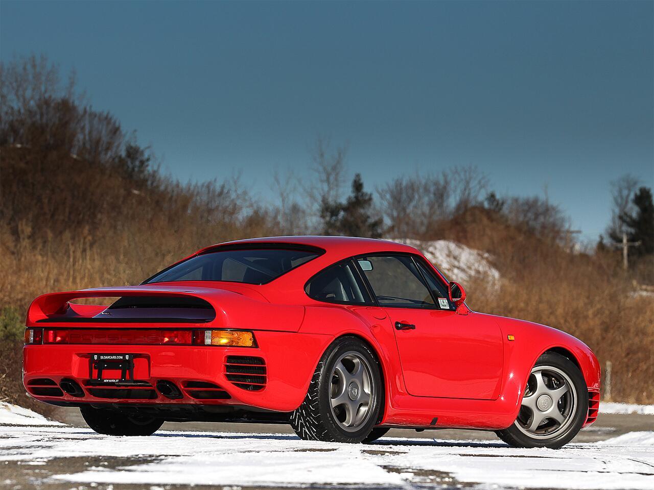 Bild zu Porsche 959 (1988)