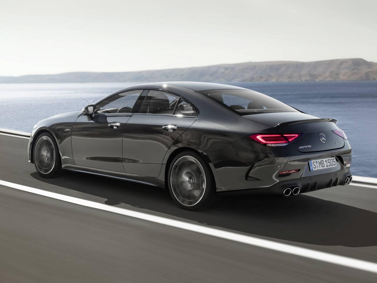 Bild zu Mercedes-AMG CLS 53 (2018)
