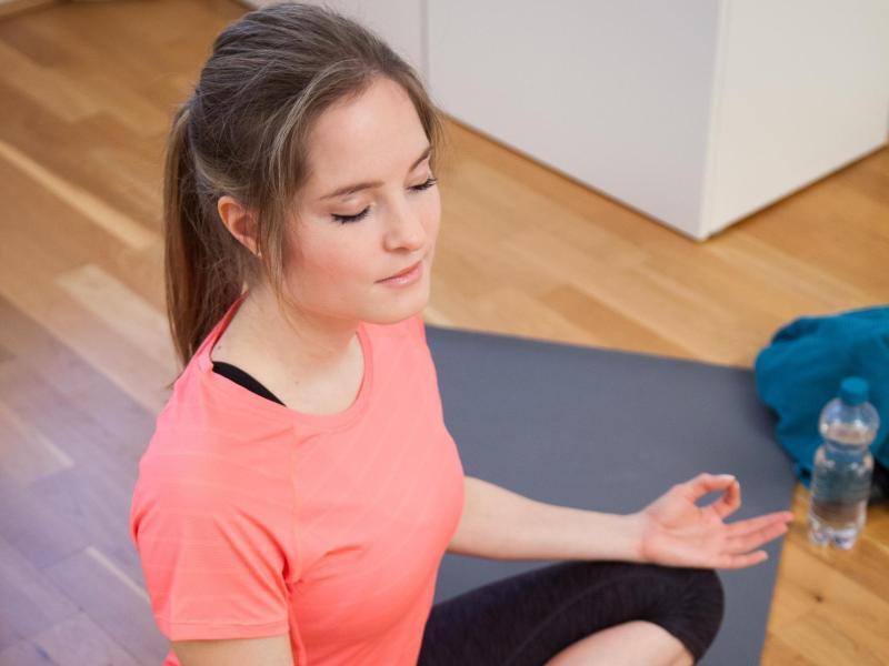 Bild zu Yoga