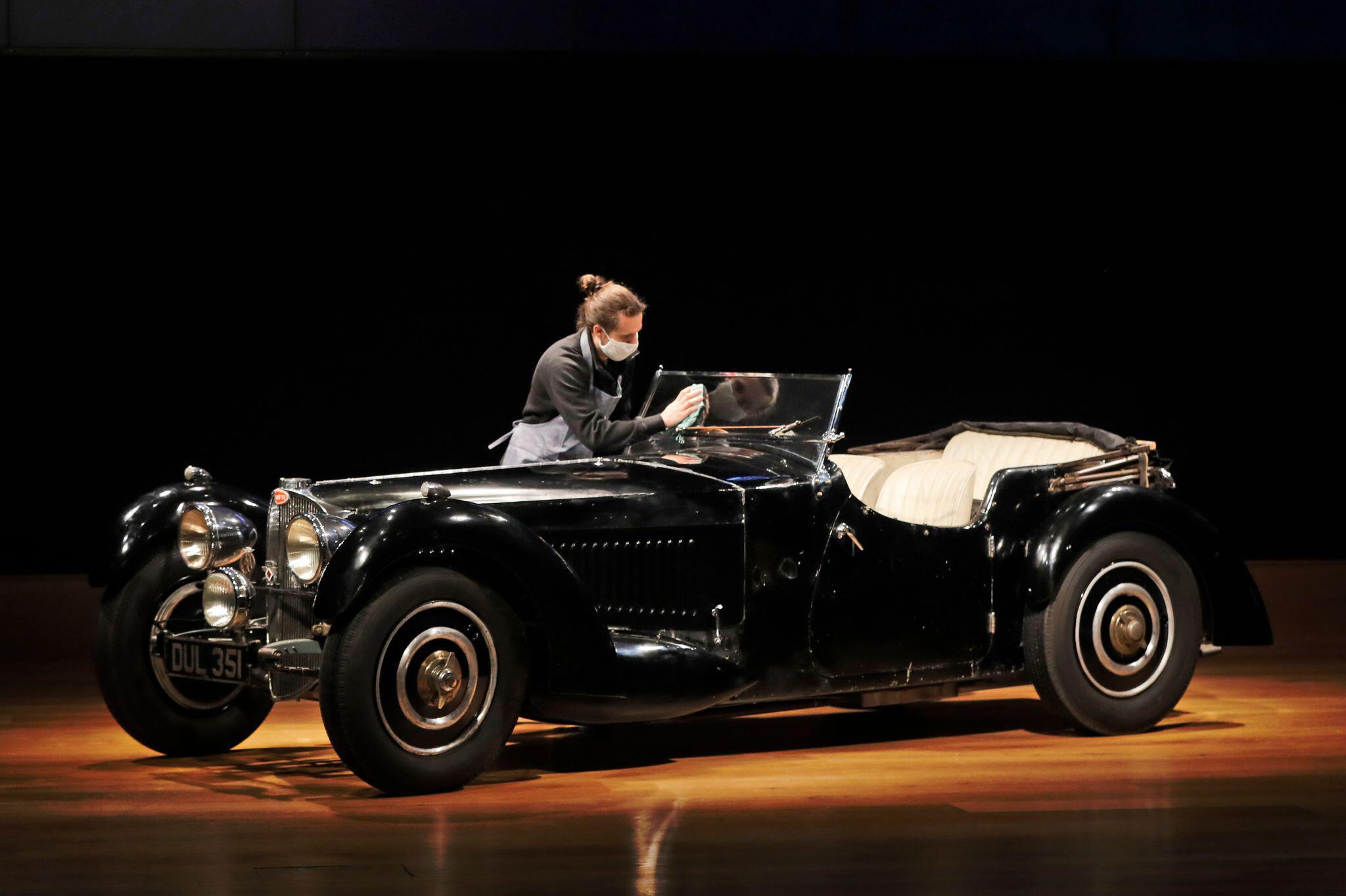 Bild zu Bugatti