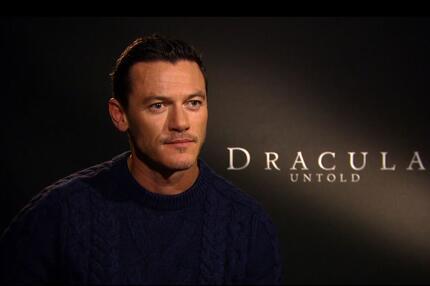 Dracula Untold Evans