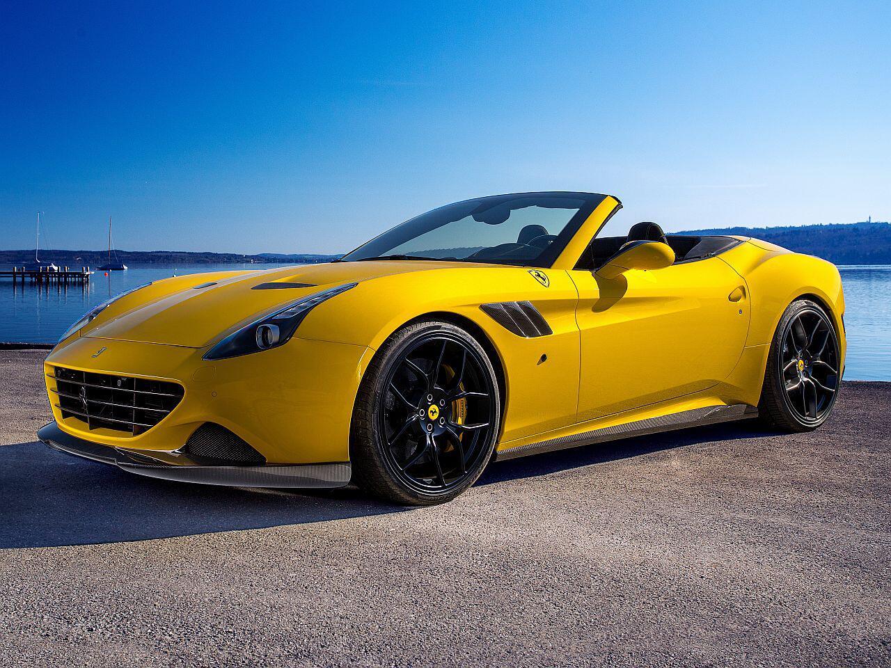 Bild zu Ferrari California T von Novitec Rosso