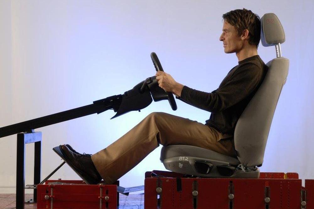 Länger Fit In Der Korrekten Position Die Richtige Sitzeinstellung