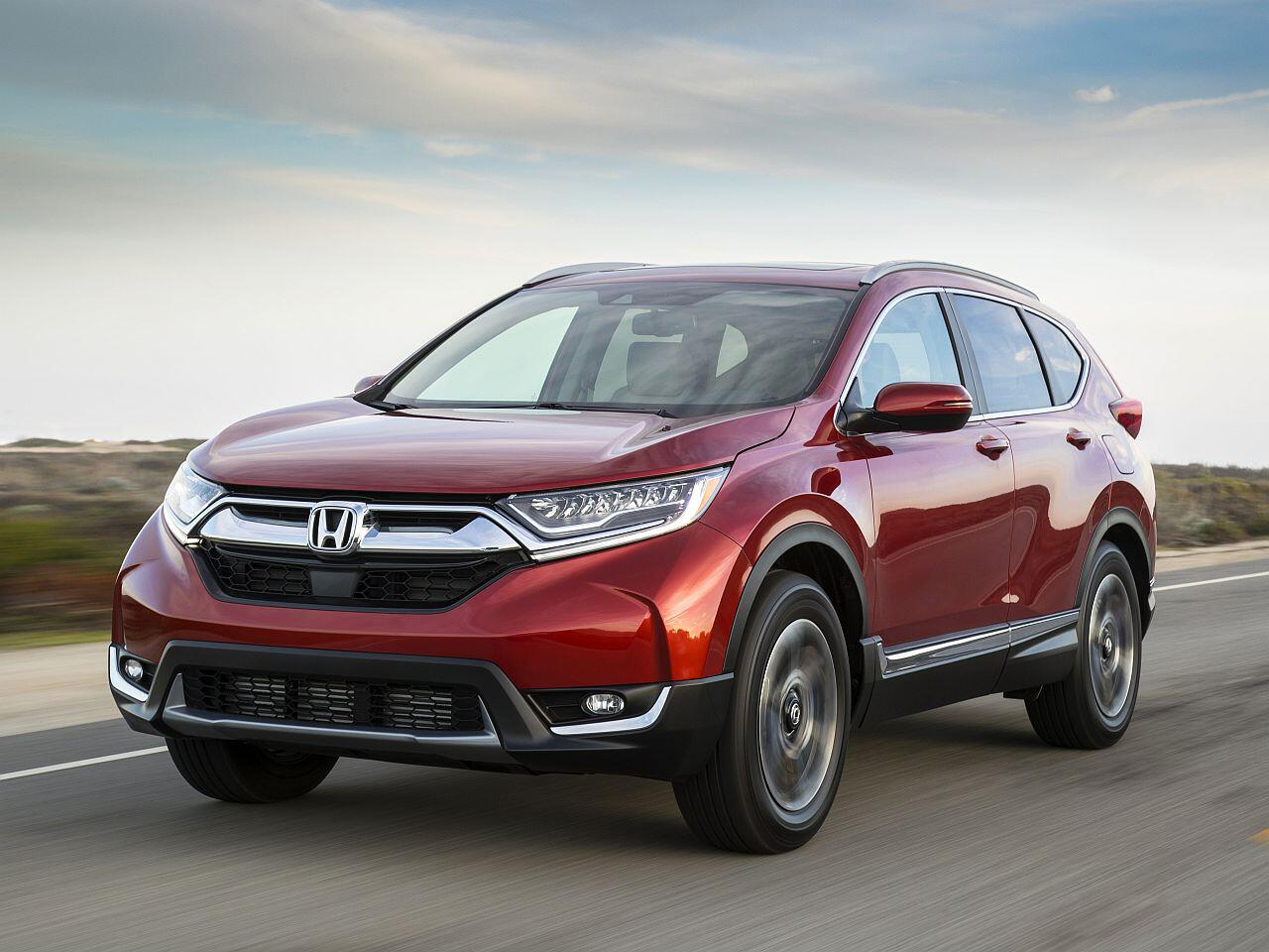 Bild zu Platz 6: Honda-CR-V