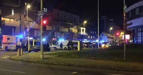 Terror-Angriff auf Straßburger Weihnachtsmarkt