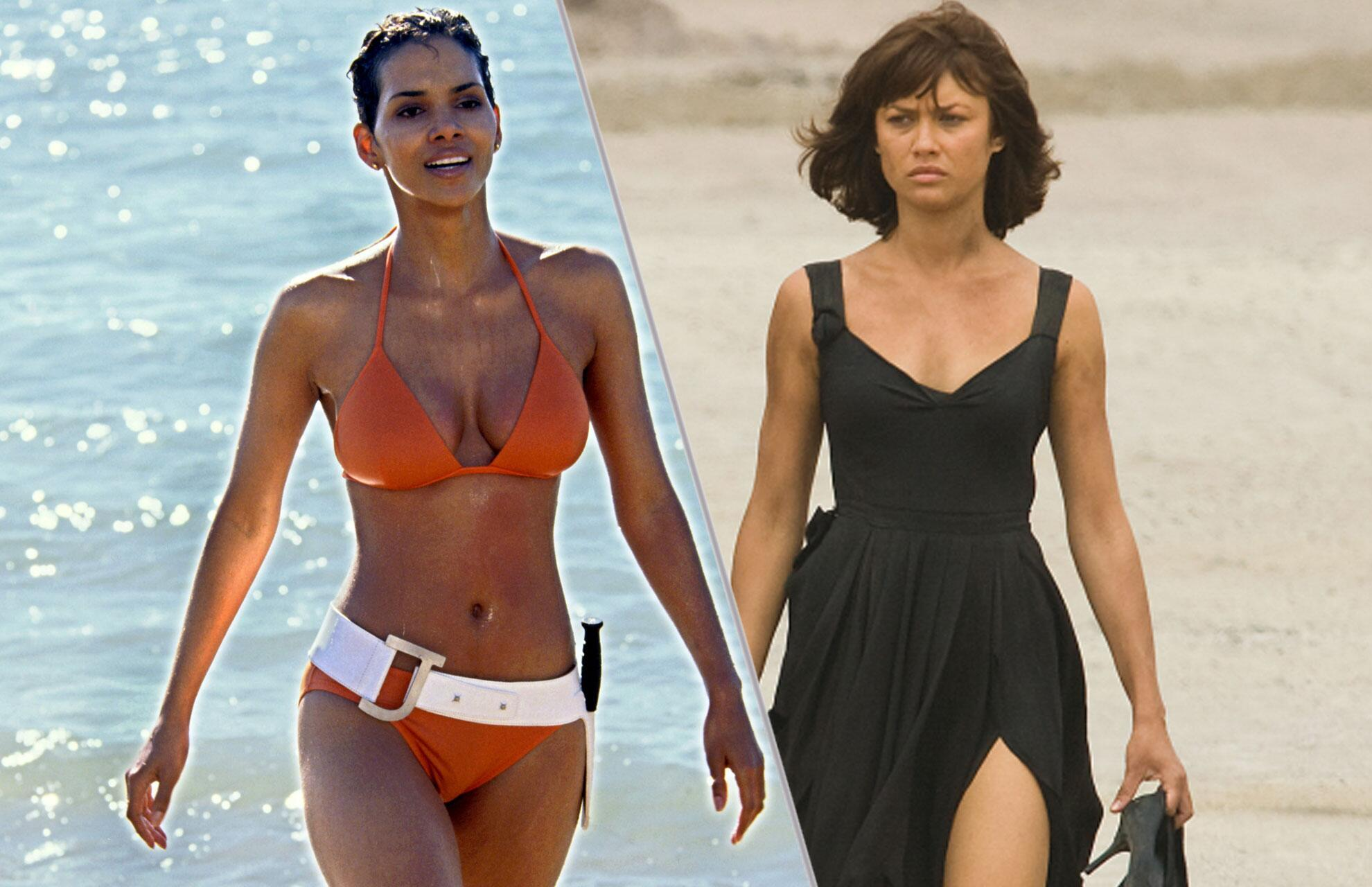 Bild zu Hale Berry, Olga Kurylenko, James Bond