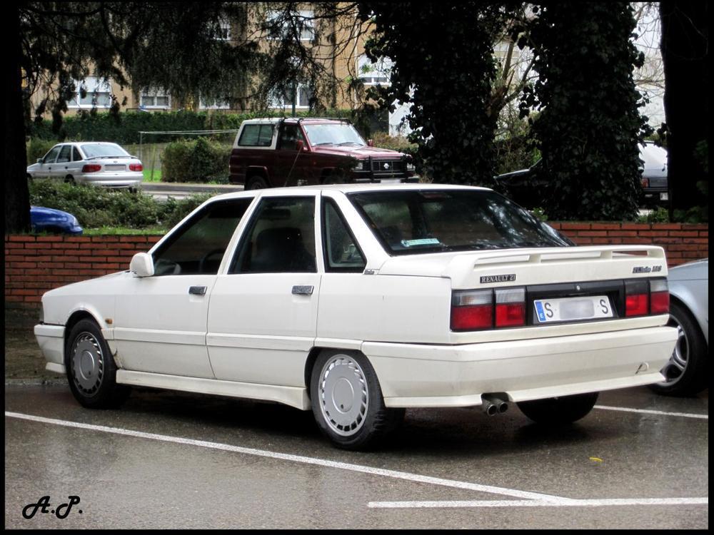 Bild zu Renault 21 Turbo