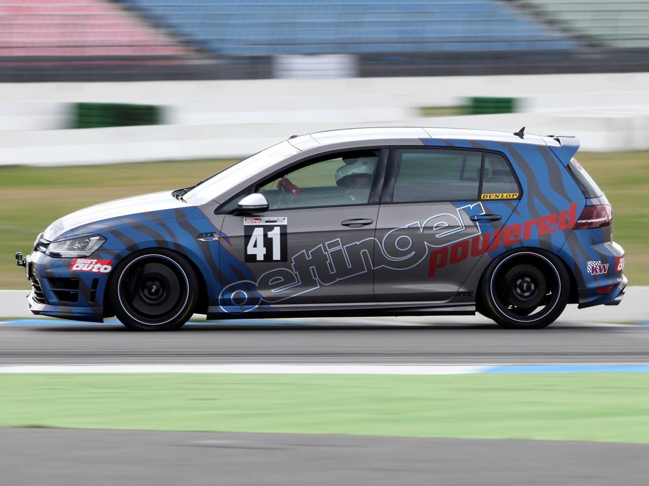 Bild zu Oettinger VW Golf R
