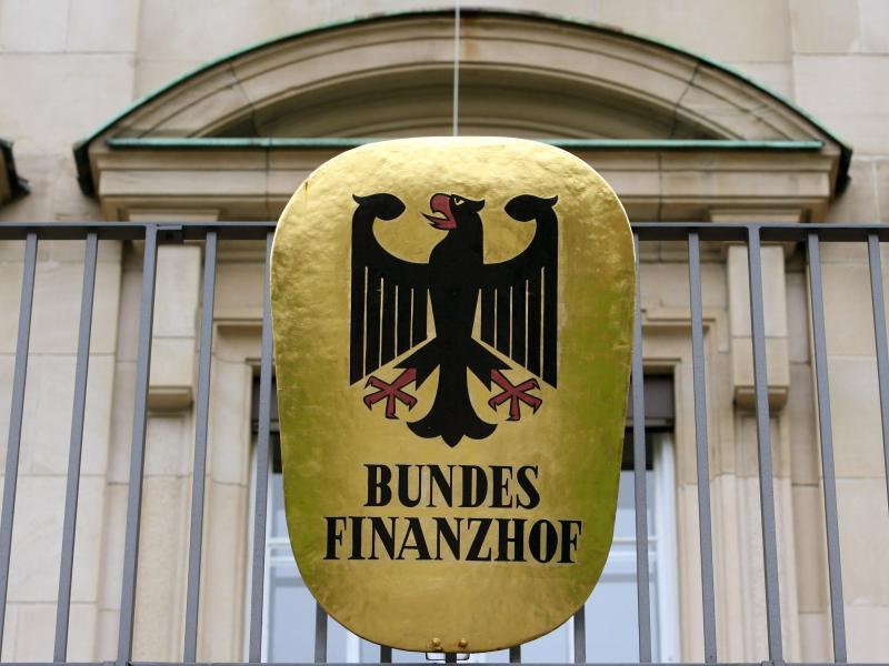 Bild zu Bundesfinanzhof in München
