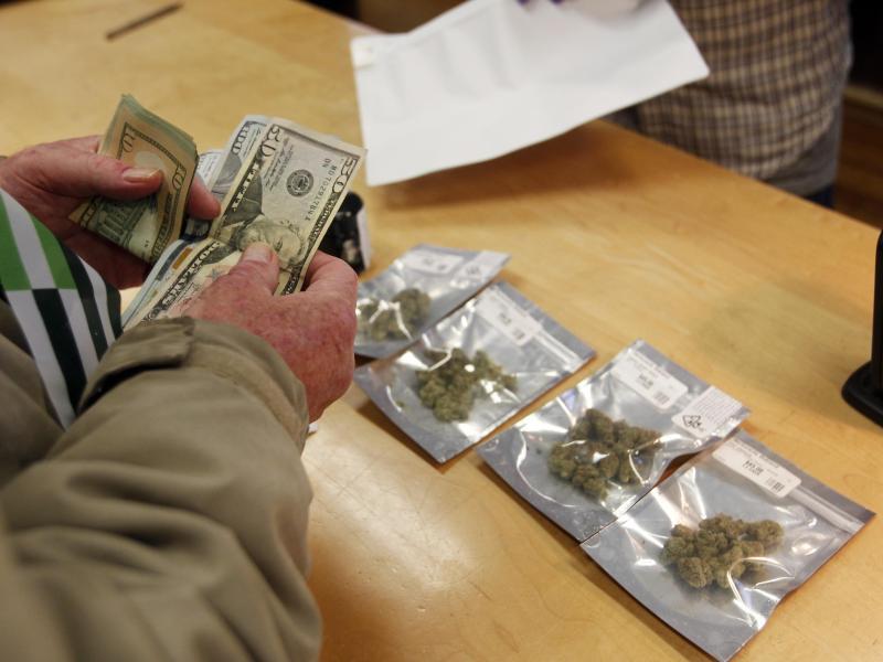 Bild zu Legaler Verkauf von Marihuana in Kalifornien