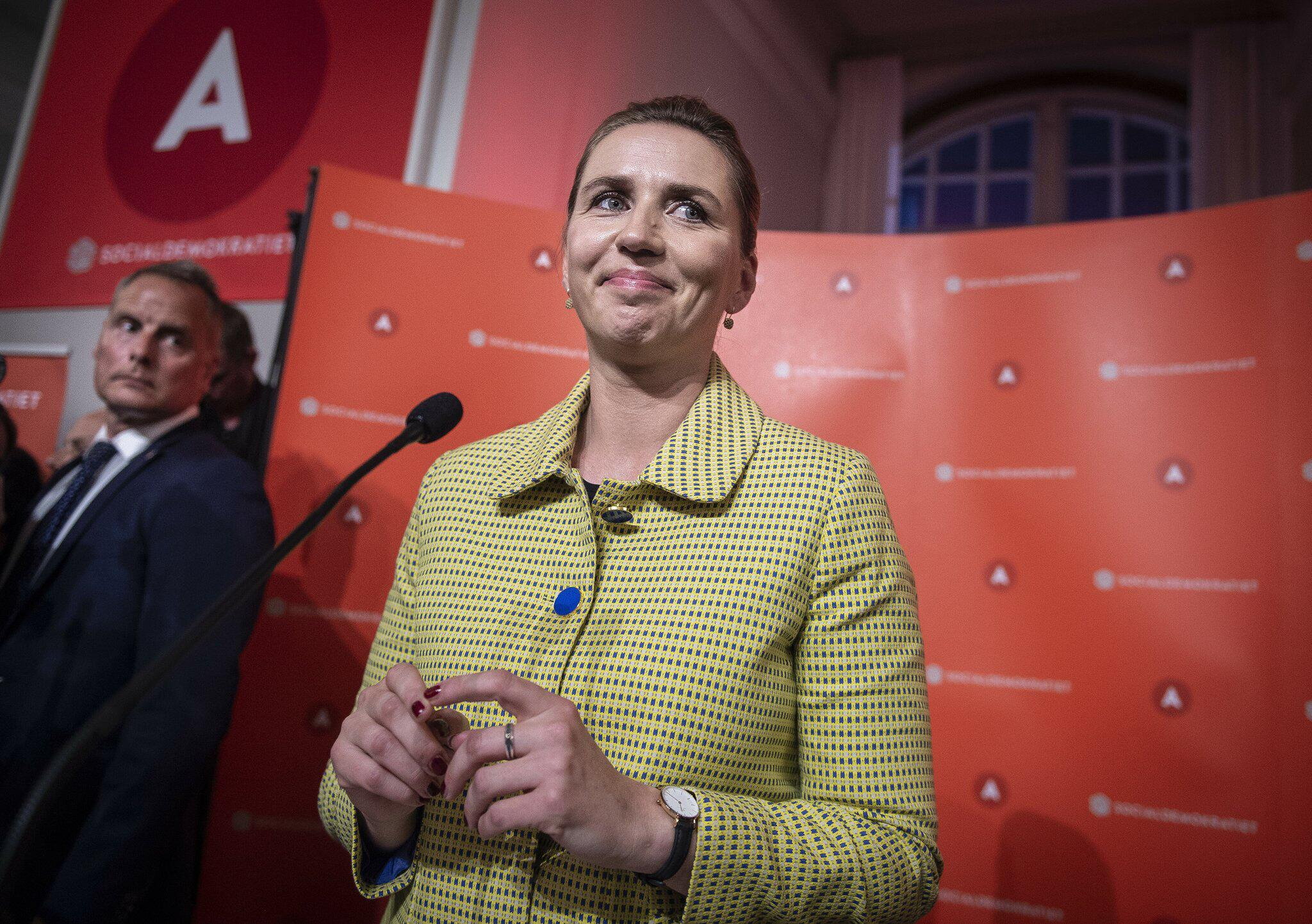 Bild zu Parlamentswahl in Dänemark
