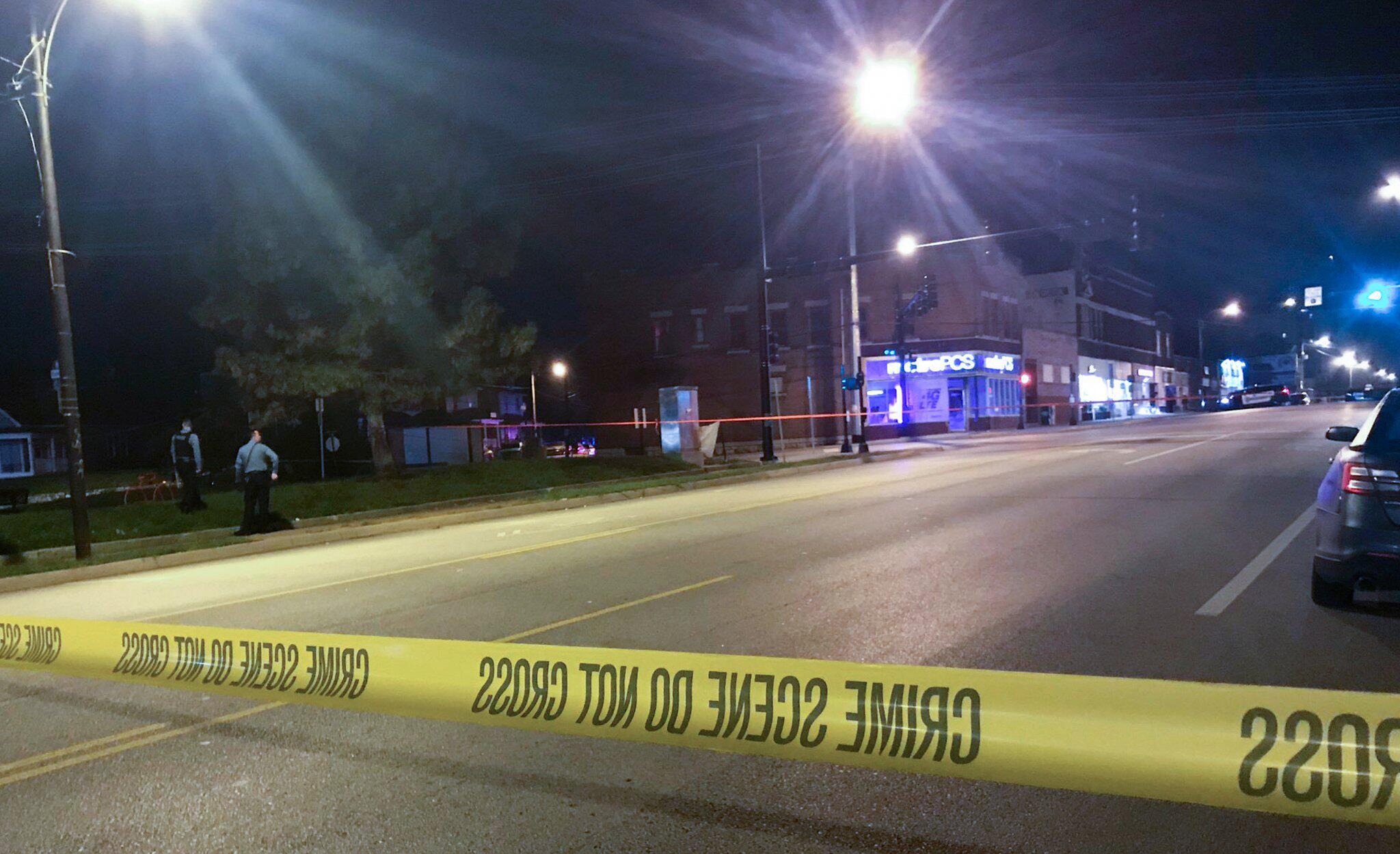 Bild zu Zwei Männer schießen auf Barbesucher in den USA - vier Tote