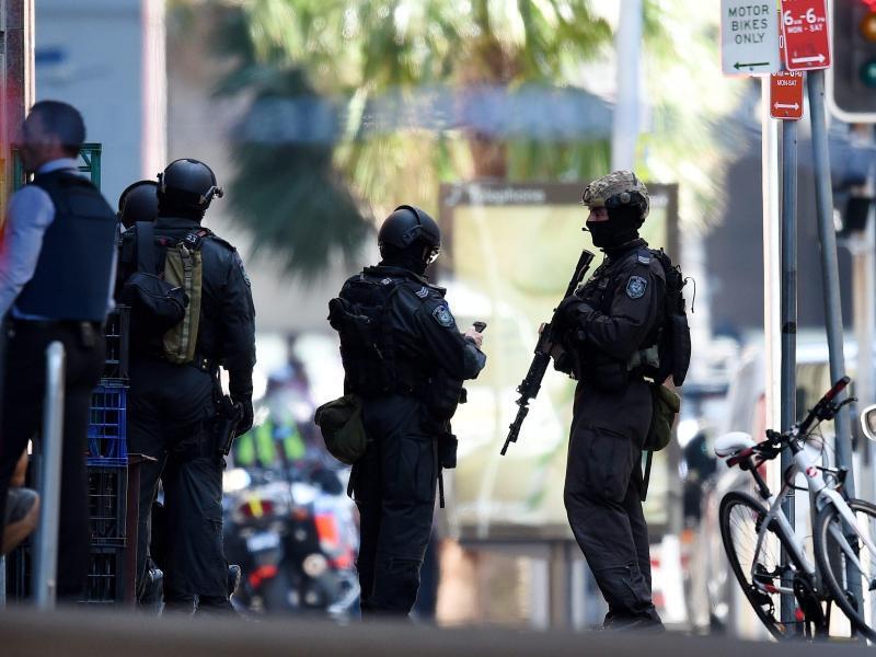 Bild zu Anti-Terror-Polizei