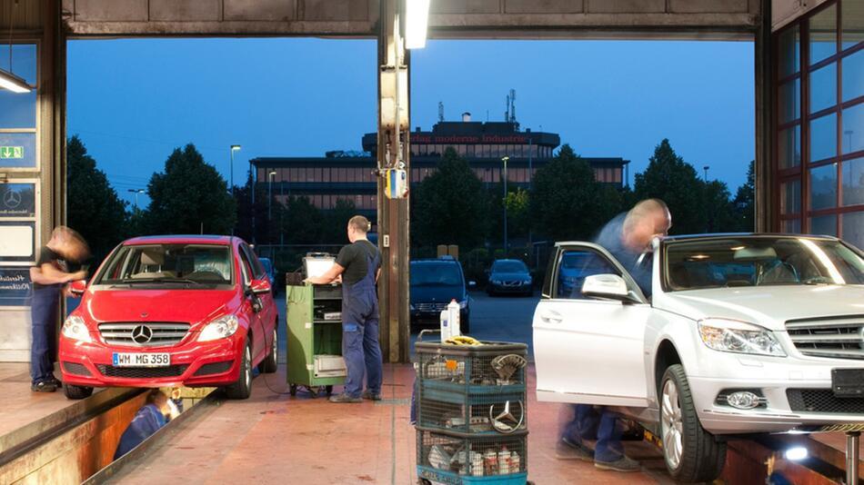 Auto-Inspektion: Wichtige Überprüfung von Sicherheit und Funktionsfähigkeit