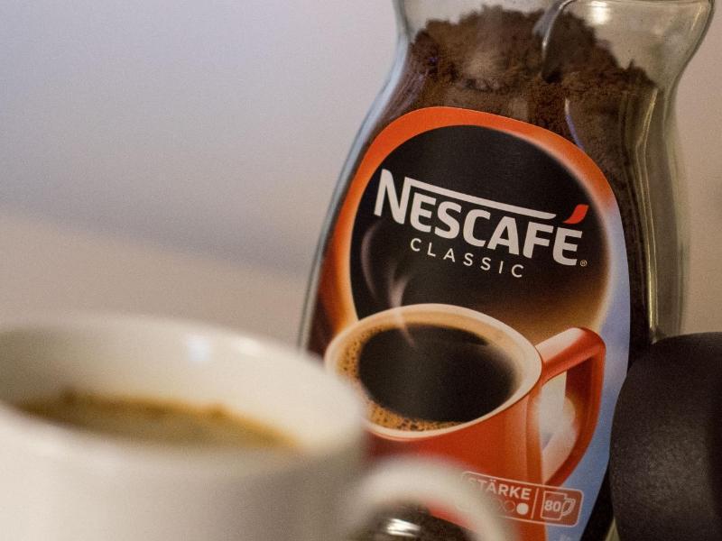 Bild zu Happy Birthday, Nescafe