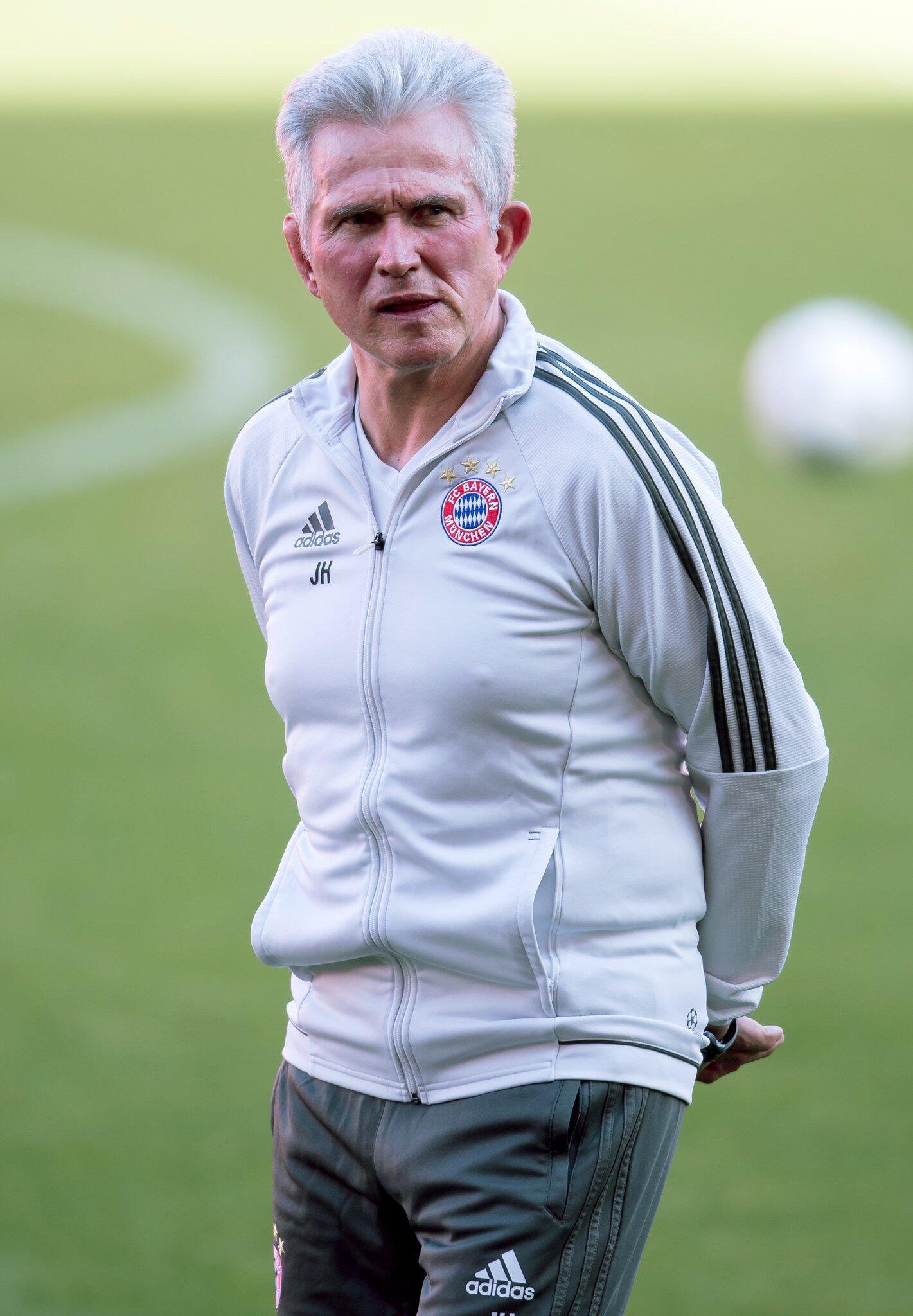 Bild zu UEFA Champions League - Bayern Munich training session